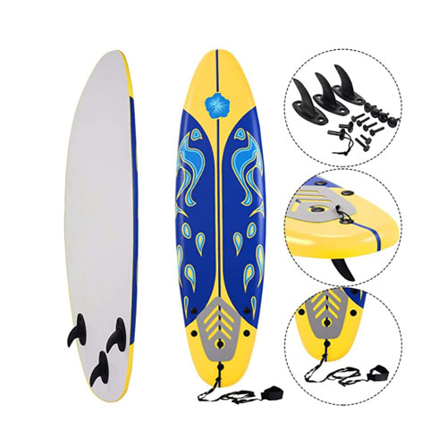Giantex Foamie Beginner Surfboard