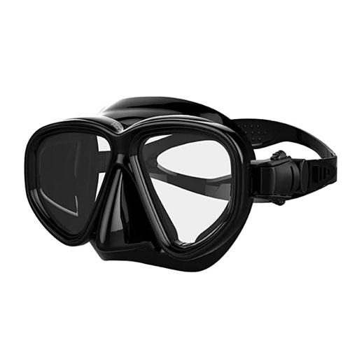 Kraken Aquatics Snorkel Freediving Mask