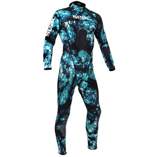 SEAC Men's Body-Fit Spearfishing Wetsuit