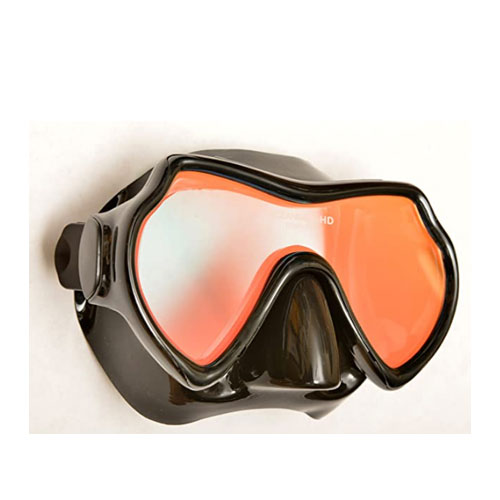 Oceanways Superview HD Spearfishing Mask