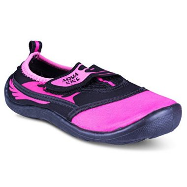 Aquakiks Seashell Water Shoes For Kids