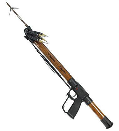 AB Biller Wood Mahogany Special Speargun