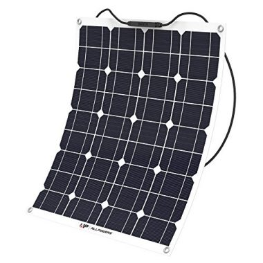 AllPowers 50W Bendable Solar Panel