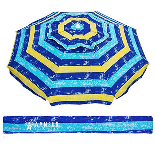 Ammsun Outdoor Beach Umbrella