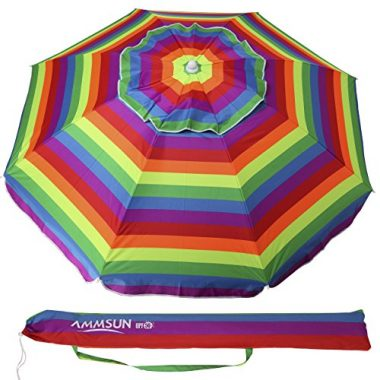Outdoor Beach Umbrella by Ammsun