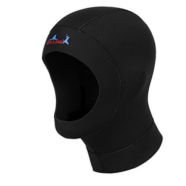 A Point Wetsuits Premium Neoprene Sport Cap Hot Skins Dive Hood