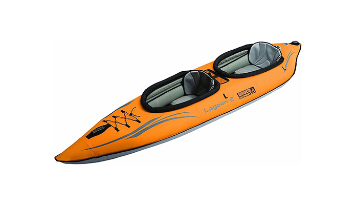 Advanced Elements Lagoon Inflatable 2-Person Kayak