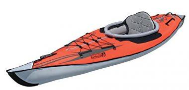Advanced Elements Advancedframe Convertible Fishing Kayak