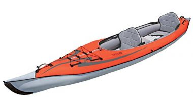 AdvancedFrame Convertible Inflatable Two Person Kayak