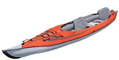 AdvancedFrame Convertible Inflatable Two Person Kayak