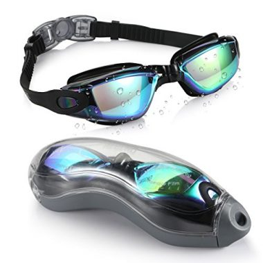 Triathlon Swim Goggles by Aegend