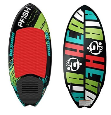 AIRHEAD fish Skim Style Wakesurf Board