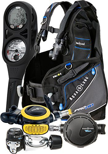 Aqua Lung Pro HD BCD Scuba Gear Package