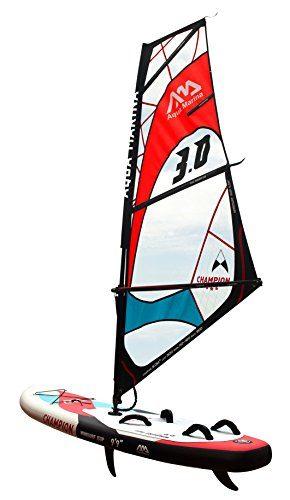 Aqua Marina Bt-S300 Champion Inflatable Stand-Up Paddle Board