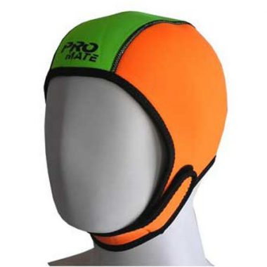 Ardent 3mm Adjustable Beanie Snorkel Hat Swim Cap, XS