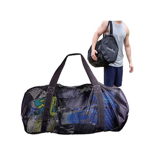 Athletico XL Mesh Duffel Dive Bag