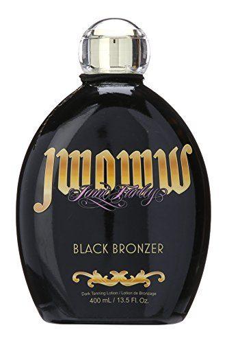 Australian Gold Jwoww Black Bronzer Tanning Lotion