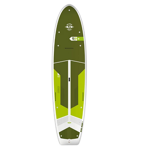 BIC Sport ACE-TEC Cross Sup Fishing Paddle Board