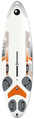 BIC Sport Techno 293 One Design DTT One Design Sailboard (White, 293×79-cmx12.5-kg)