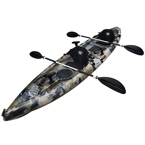 Brooklyn Kayak Company Tandem Kayak For Fishing