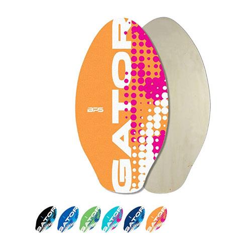 BPS 'Gator' Colored EVA Grip Skimboard