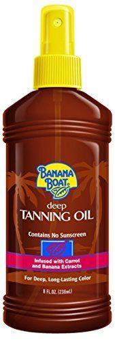 Banana Boat Deep-Tanning Oil