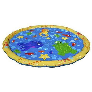 Banzai 54in Sprinkle Splash Play Mat