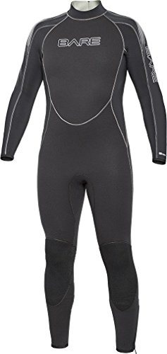 Bare 5mm Velocity Full Suit Super-Stretch Wetsuit