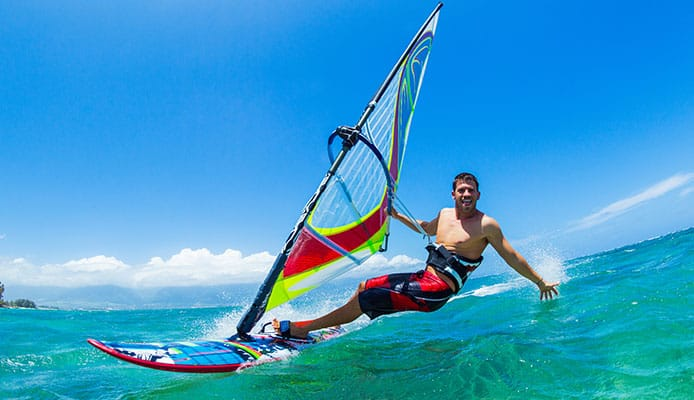 5 Best Windsurfing Boards in 2019 [Buying Guide] Reviews