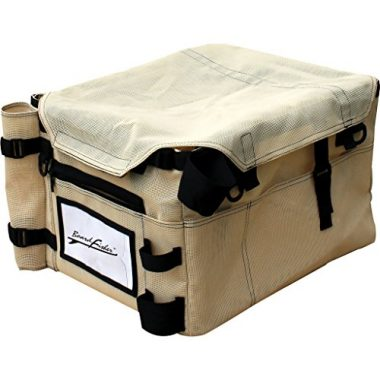 SUP Fishing Gear – Boardfisher Safari Pak Hard Case Interior Area