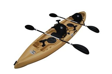Brooklyn Kayak Company UH-TK181 Tandem Sit On Top Kayak