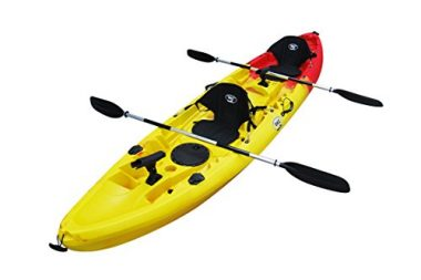 Brooklyn Kayak Company UH-TK219 Tandem Sit On Top Kayak