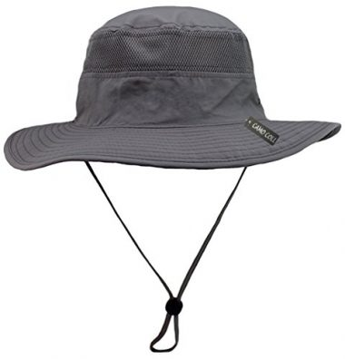 Camo Coll Oudoor Boonie Hat for Summer