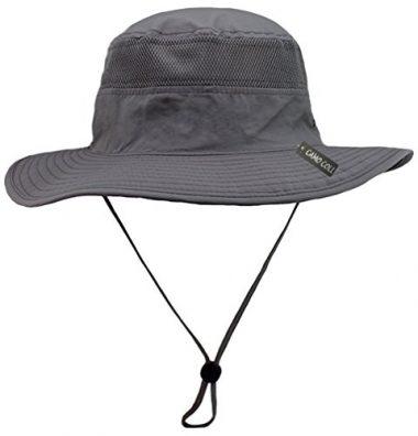 Camo Coll Oudoor Summer Sun Hat