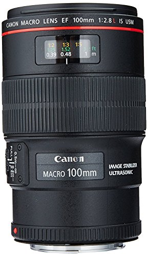 Canon EF 100mm f/2.8L IS Underwater Lens