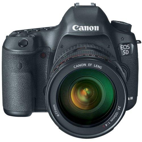 Canon EOS 5D Mark III 22.3 MP Full Frame CMOS Diving Camera