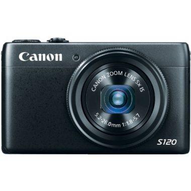 Canon PowerShot S120 12.1 MP CMOS Digital Diving Camera