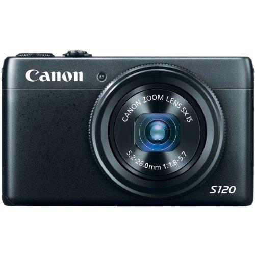 Canon PowerShot S120 12.1 Diving Camera