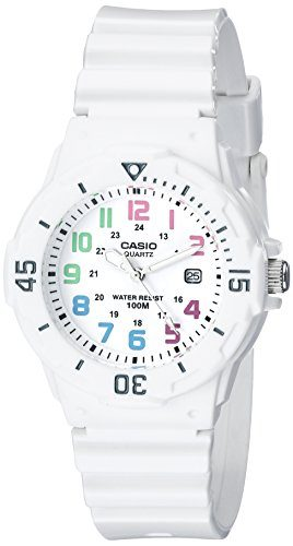 Casio Women's LRW200H-7BVCF Dive Watch