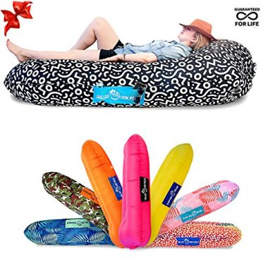 Don Poolio Inflatable Pool Lounger by Chillbo Baggins