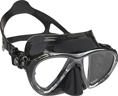Cressi BIG EYES EVOLUTION, Adult Scuba Mask