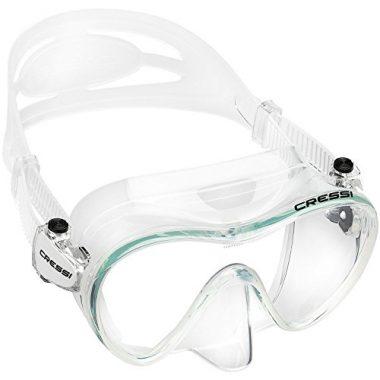 Cressi F1, Snorkeling Frameless Snorkel Mask