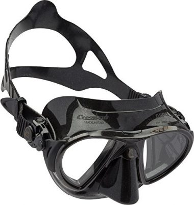 NANO Expert Adult Compact Mask for Freediving & Scuba Diving by Cress