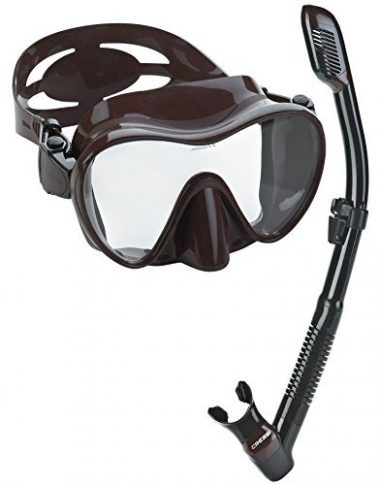Cressi Snorkel Mask Snorkel Set
