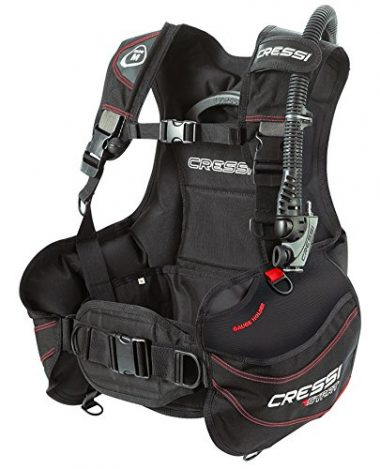 Cressi Start Jacket Style Scuba BCD