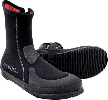 Aqua Lung 3mm Men's Superzip Ergo Dive Boots