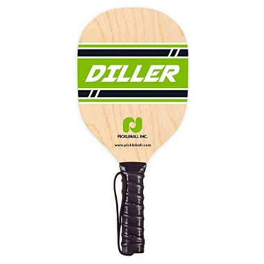Diller Pickleball Paddle Beach Game