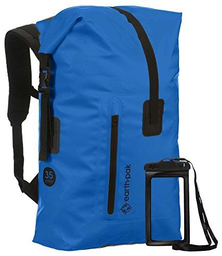 Earth Pak 35L/55L Waterproof Backpack