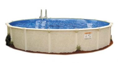 18-Feet by 52-Inch Above Ground Swimming Pool By Embassy Pool Co