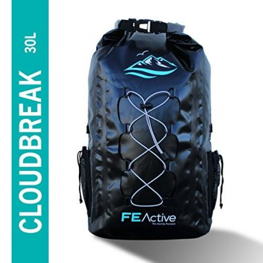 30L Eco Friendly Cloudbreak Waterproof Backpack by FE Active